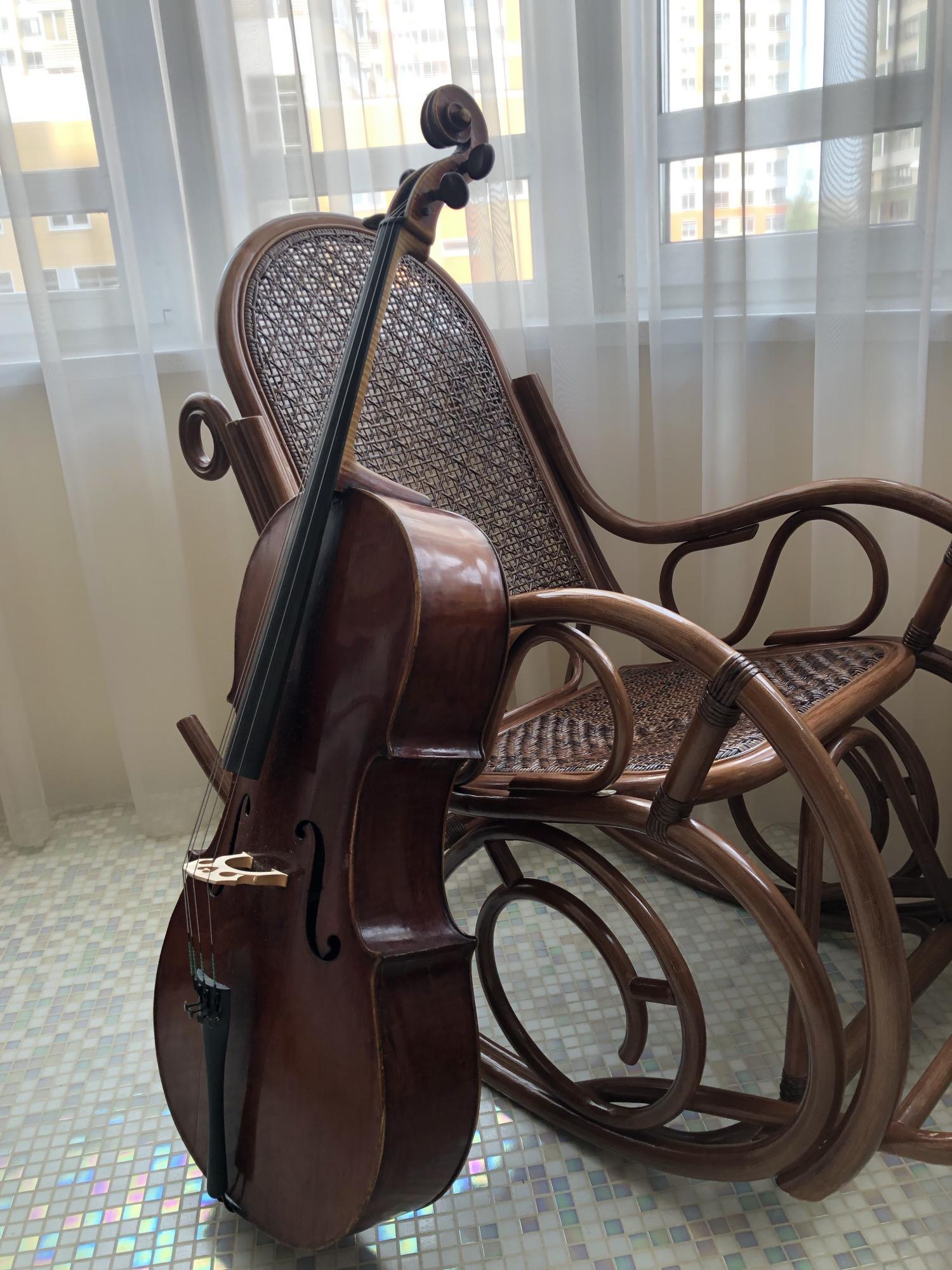 ремонт виолончели фото следующий