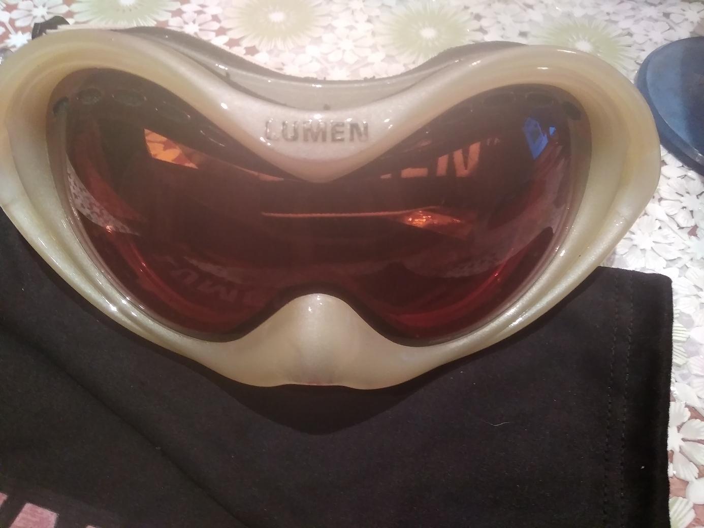 Маска лыжная Lumen в Москве 89774682206 купить 4