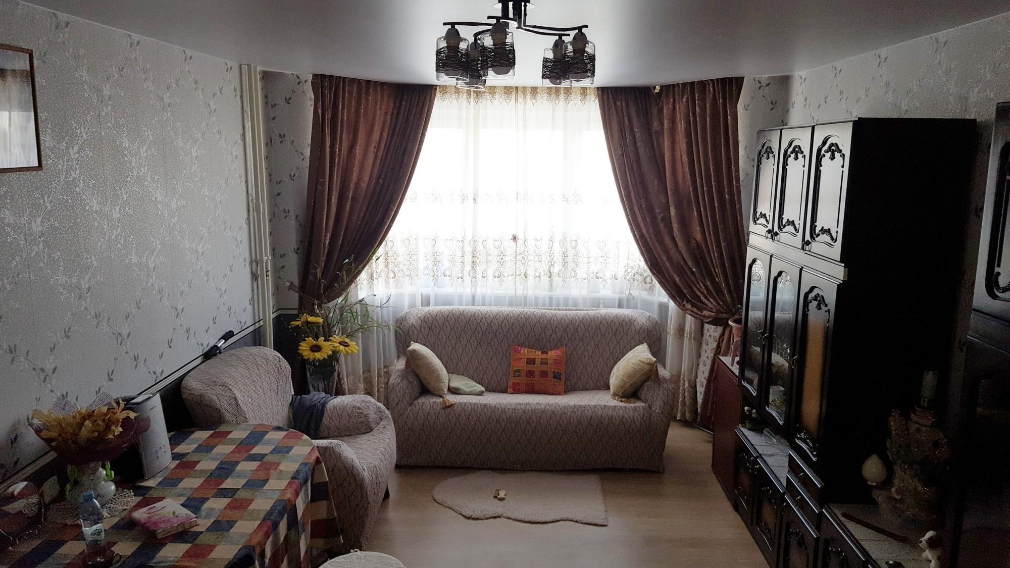 Квартира, 3 комнаты, 8.5 м²