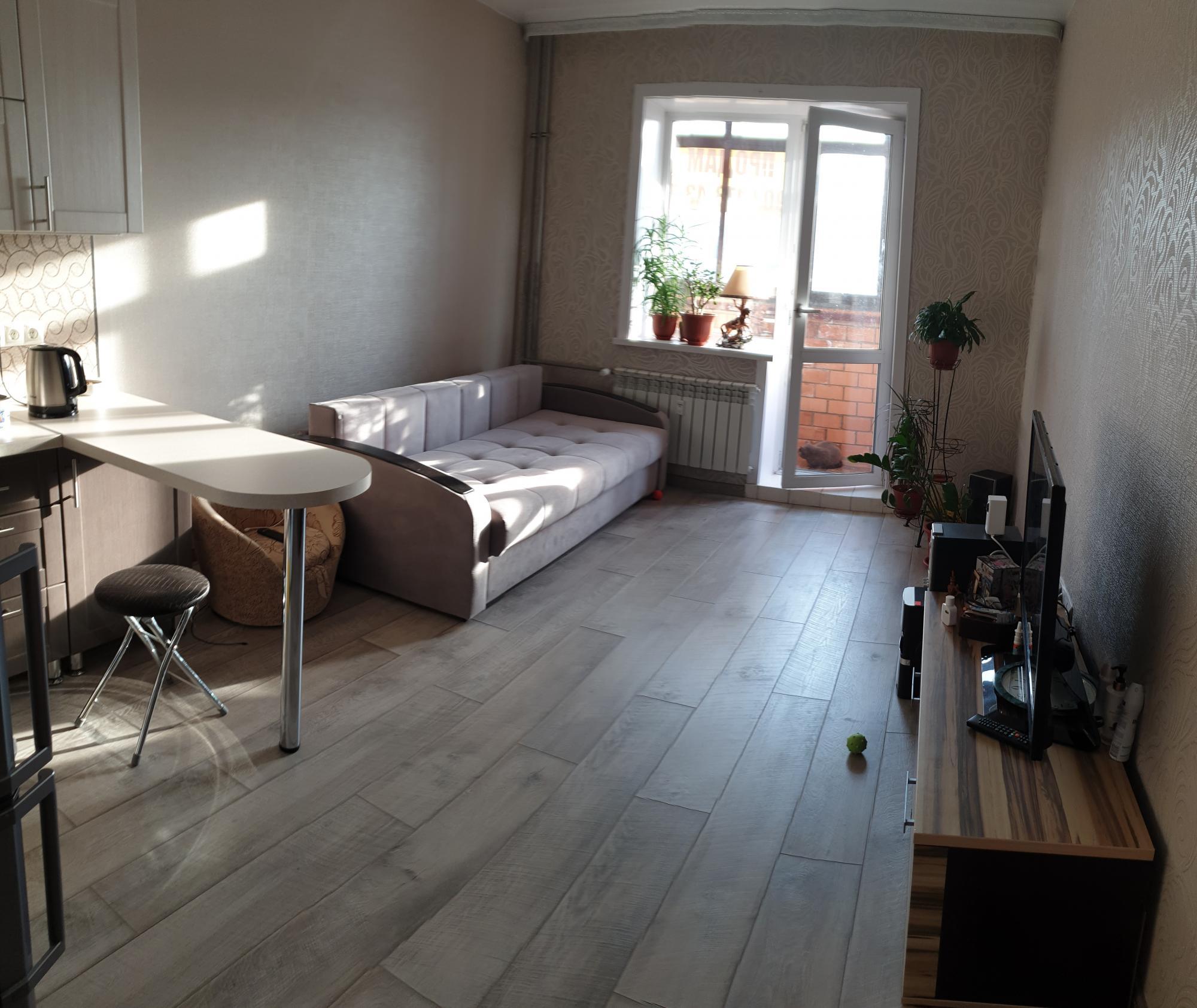 Квартира, студия, 3.5 м²