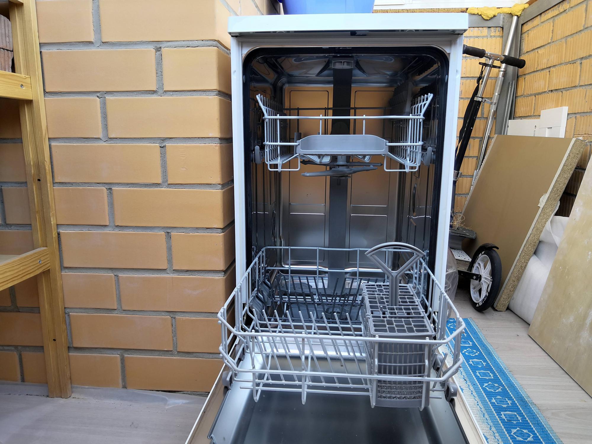 Посудомоечная машина Bosh б/у с аквастопом в Долгопрудном 89055425300 купить 2