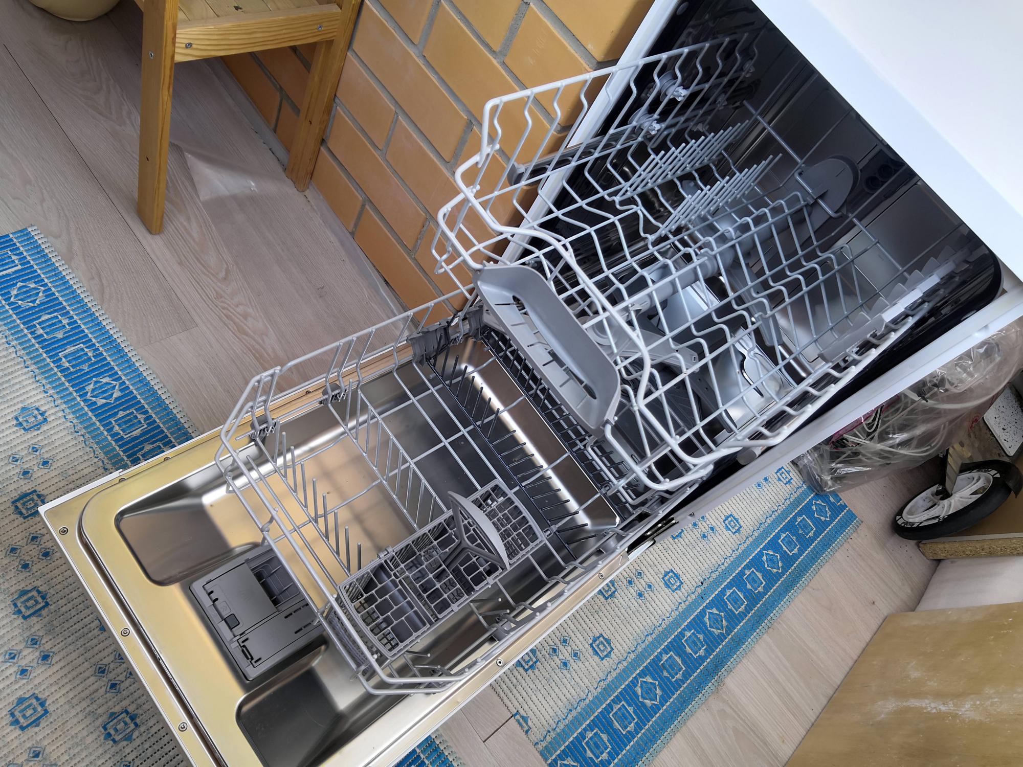 Посудомоечная машина Bosh б/у с аквастопом в Долгопрудном 89055425300 купить 3