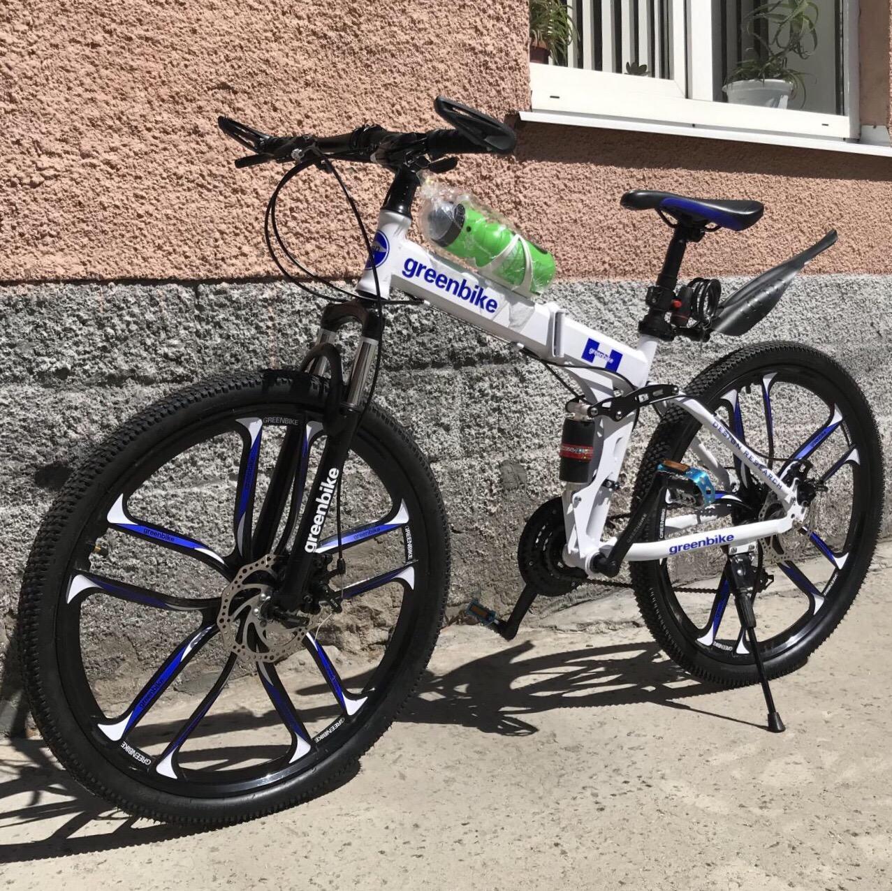 Велосипед для взрослых складной