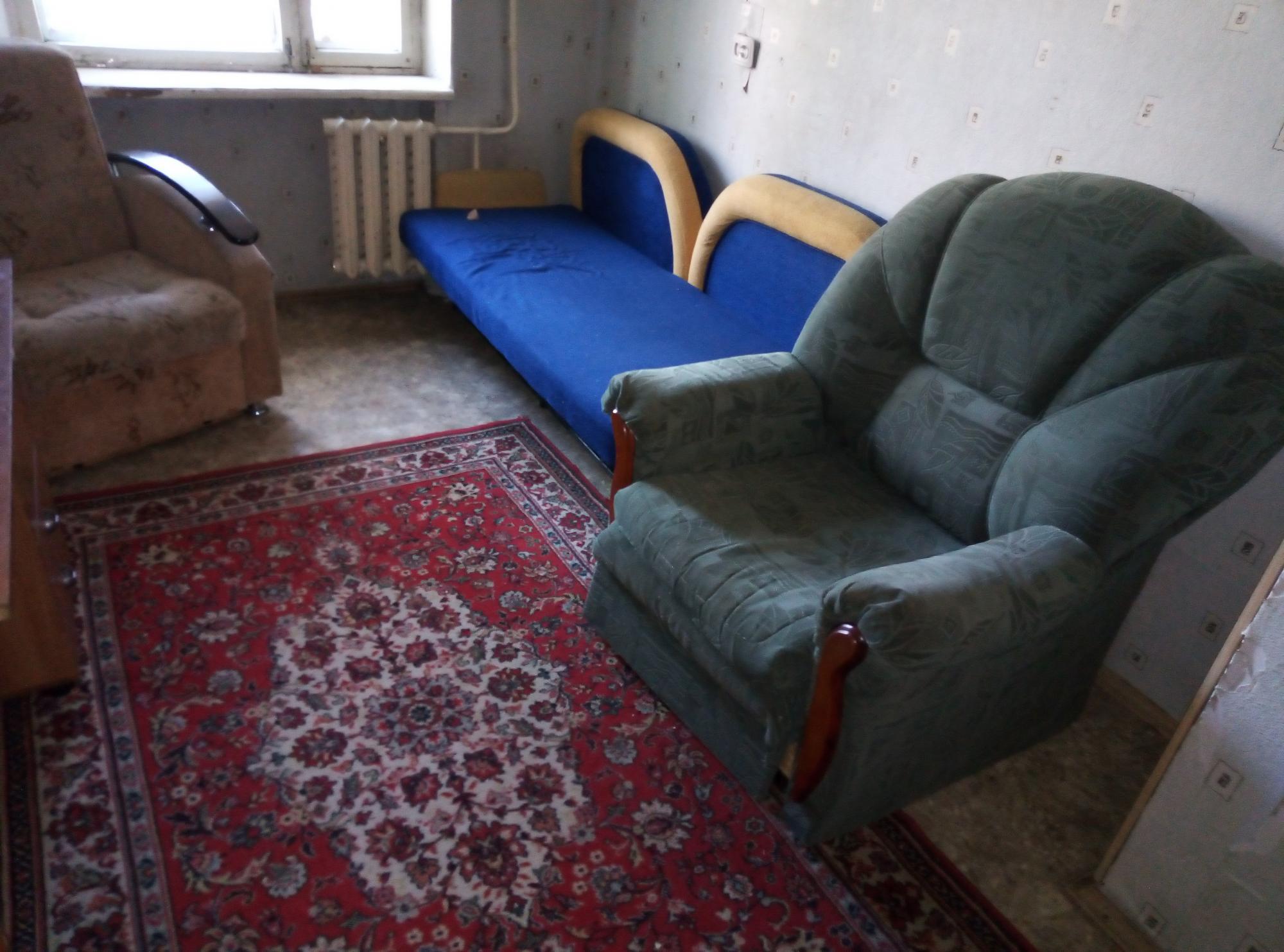 Аренда 3-комнатной квартиры, г. Тольятти, Лесная улица  дом 36