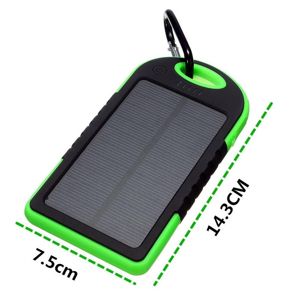 PowerBank Extreme на солнечных батареях в Дербенте