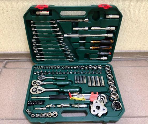 Комплект инструментов SATA 121 в Москве купить 1
