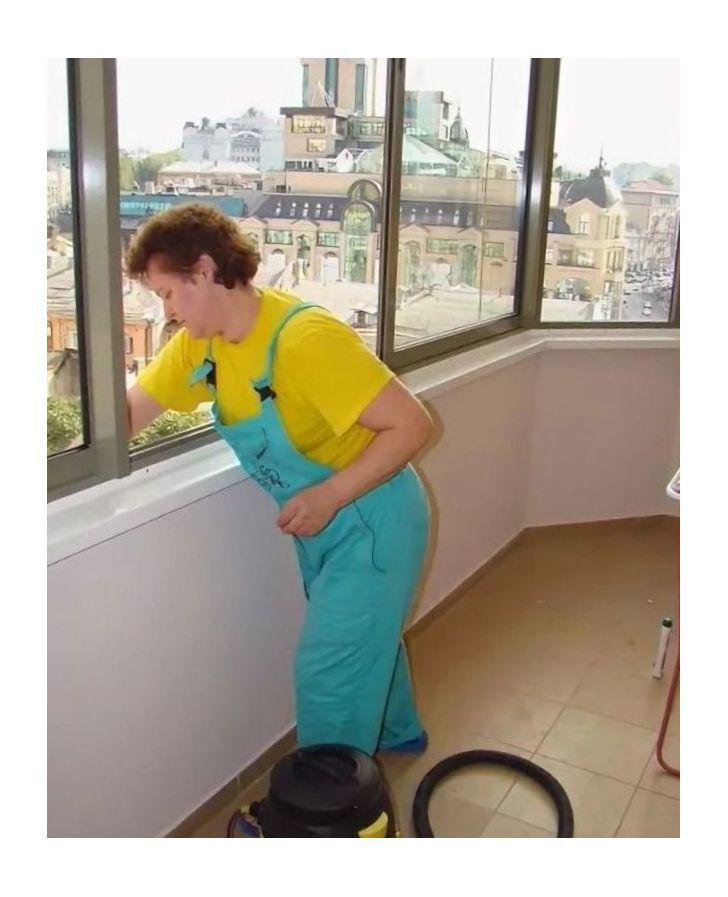 Housekeeping-cleaning in Moscow