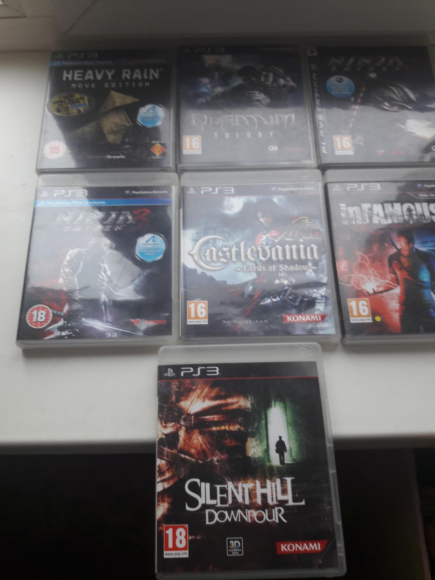 игры PS3 в Фрязино 89154634890 купить 2