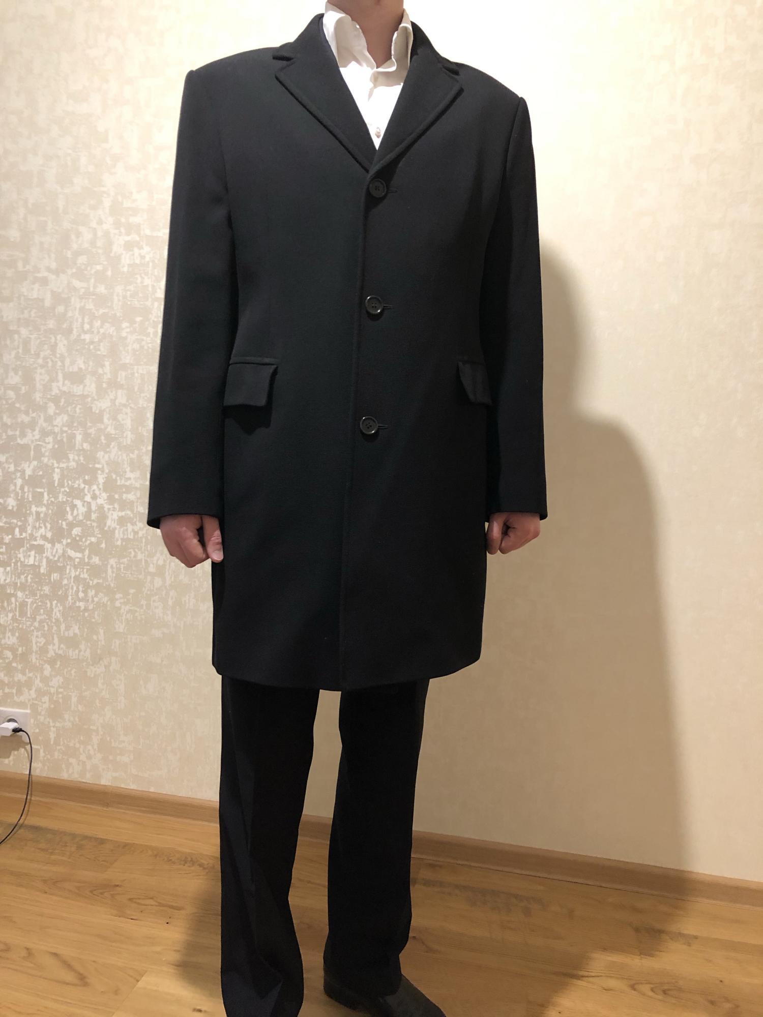 Пальто мужское в Москве 89857140775 купить 1