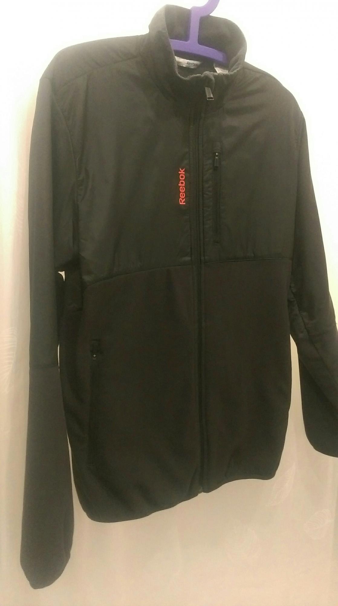 Куртка мужская Reebok в Мытищах купить 1
