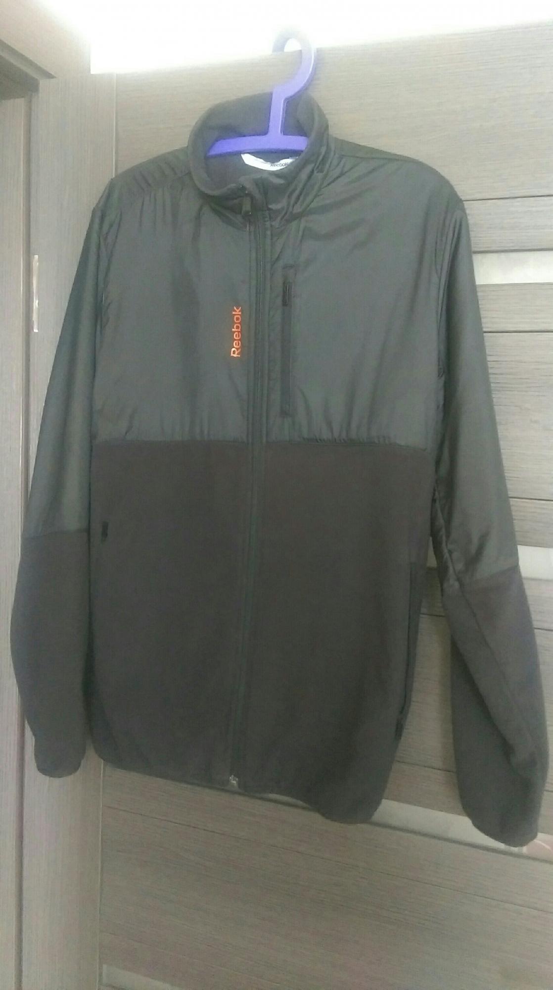 Куртка мужская Reebok в Мытищах купить 2