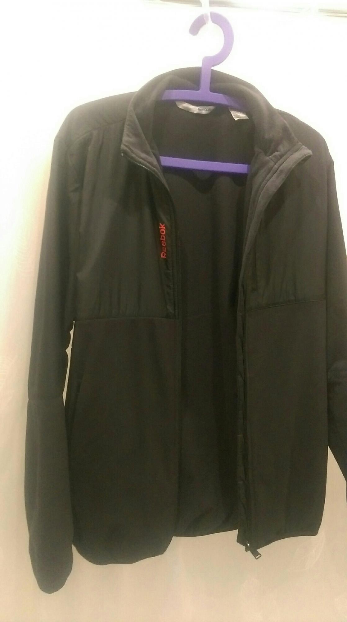 Куртка мужская Reebok в Мытищах купить 3