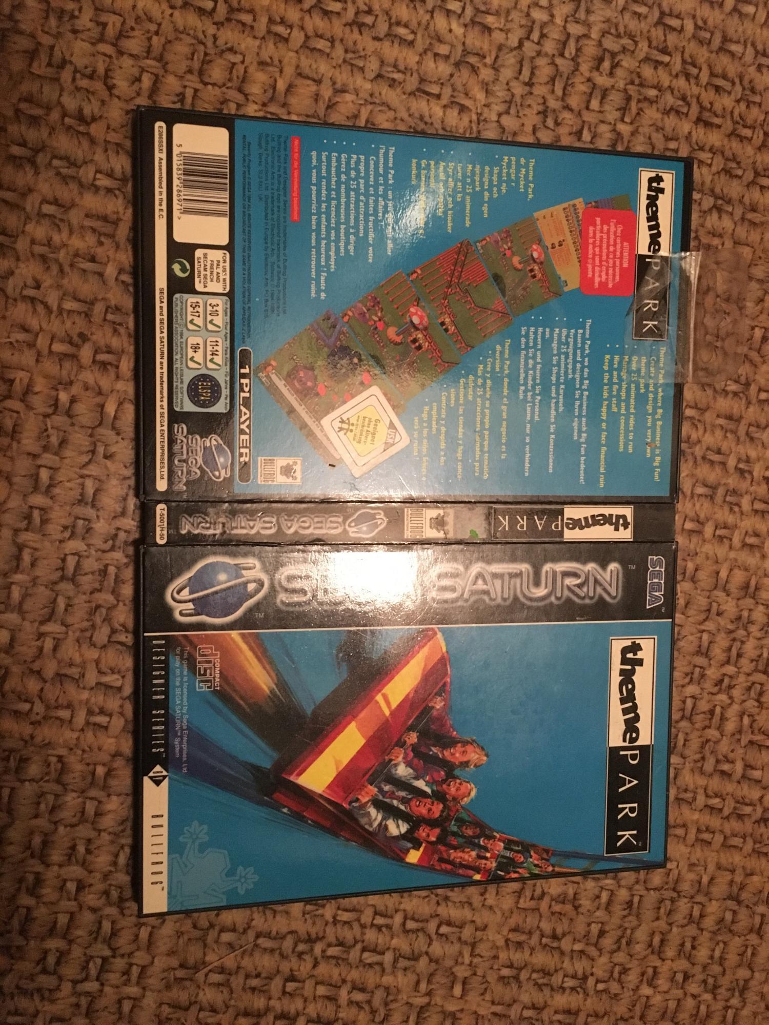 Игра диск sega Saturn в Москве 89096929324 купить 1
