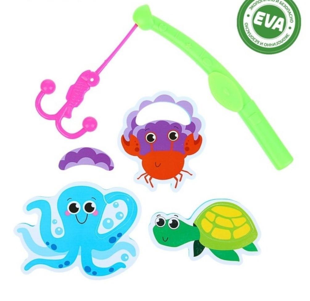 Игрушки для ванной 89104761655 купить 2