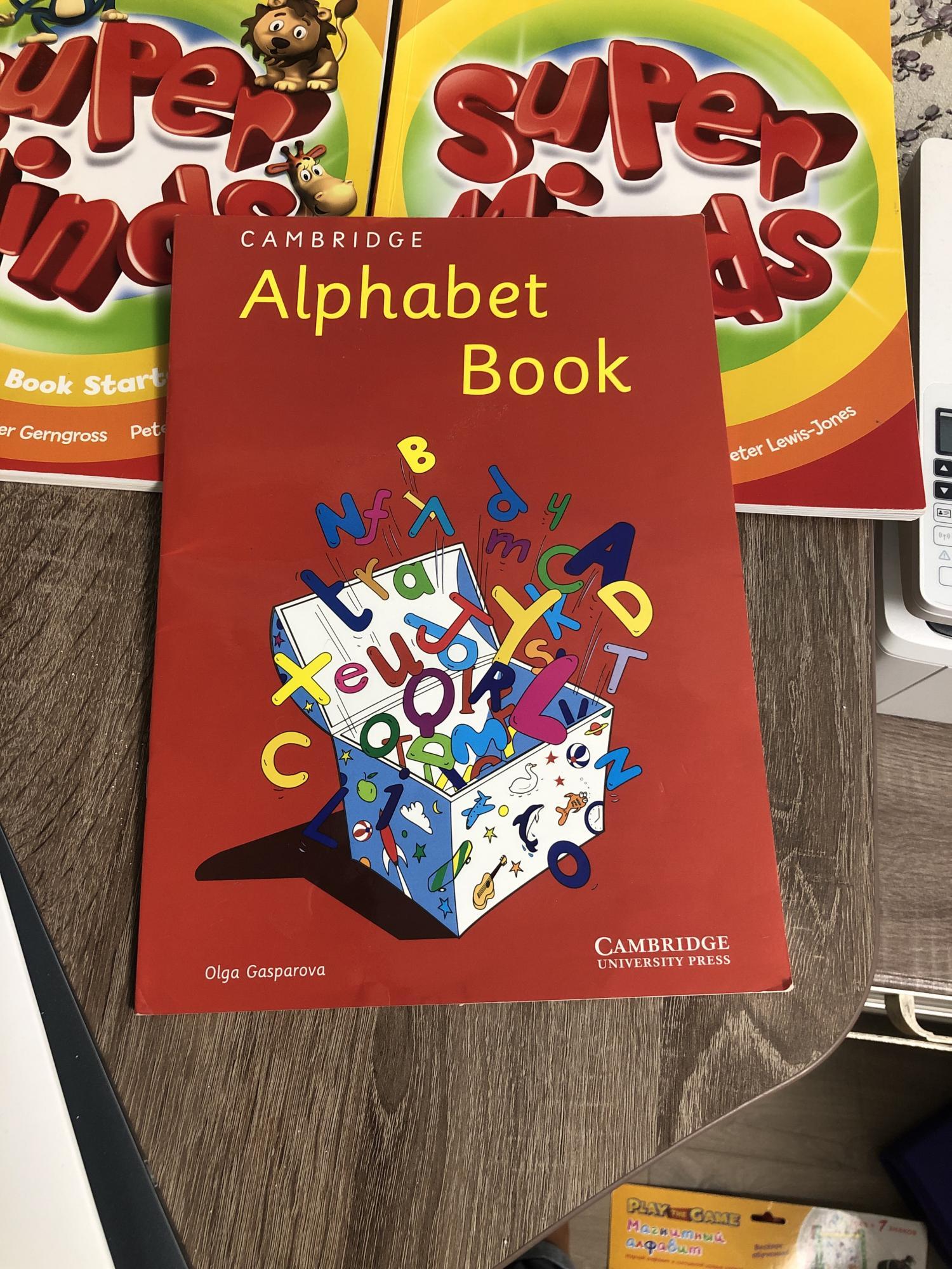 Учебник/ рабочая тетрадь английский super minds 89036262558 купить 3