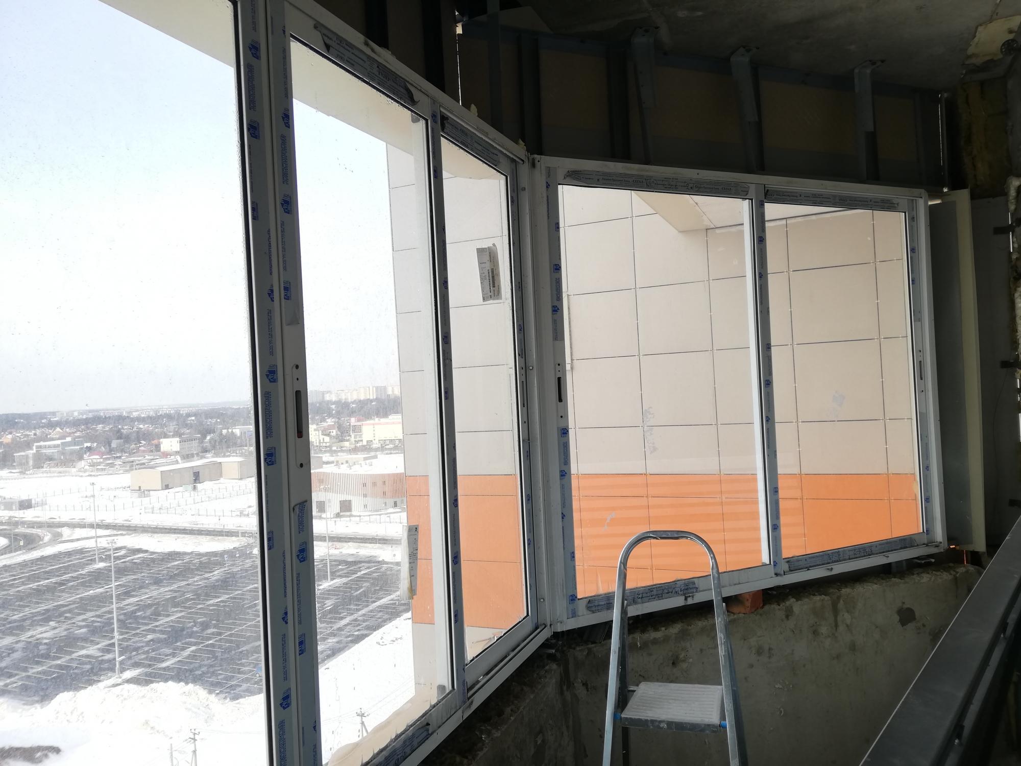 Балконы Цены Завода в Москве 89037991429 купить 1