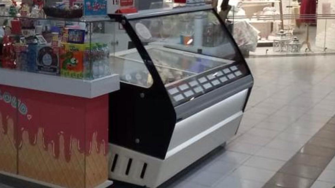 Freezer display unit in Moscow 89162844850 buy 3