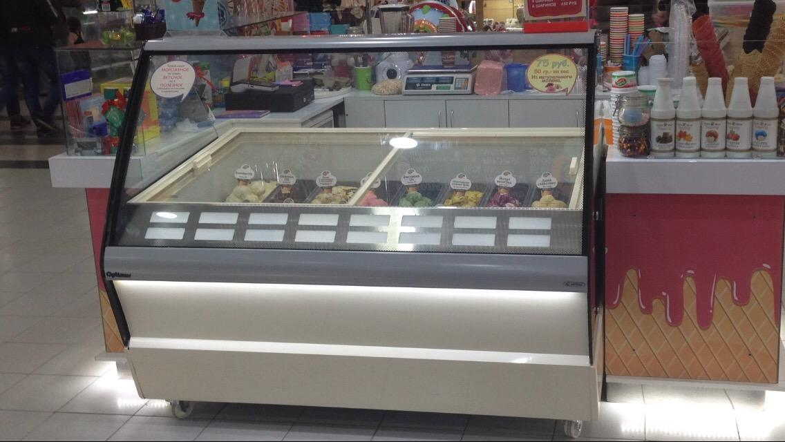 Freezer display unit in Moscow 89162844850 buy 1