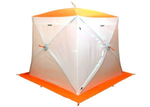 Зимняя палатка Mr.Fisher 200ST (Мистер Фишер) в Москве 89055772441 купить 1
