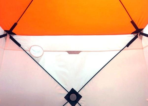 Зимняя палатка Mr.Fisher 200ST (Мистер Фишер) в Москве 89055772441 купить 4