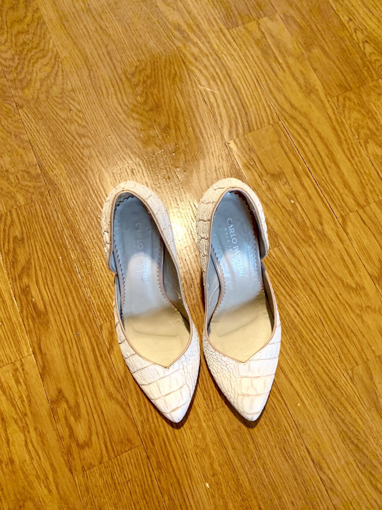 Туфли-лодочки Carlo Pazolini , 37 размер в Москве купить 1