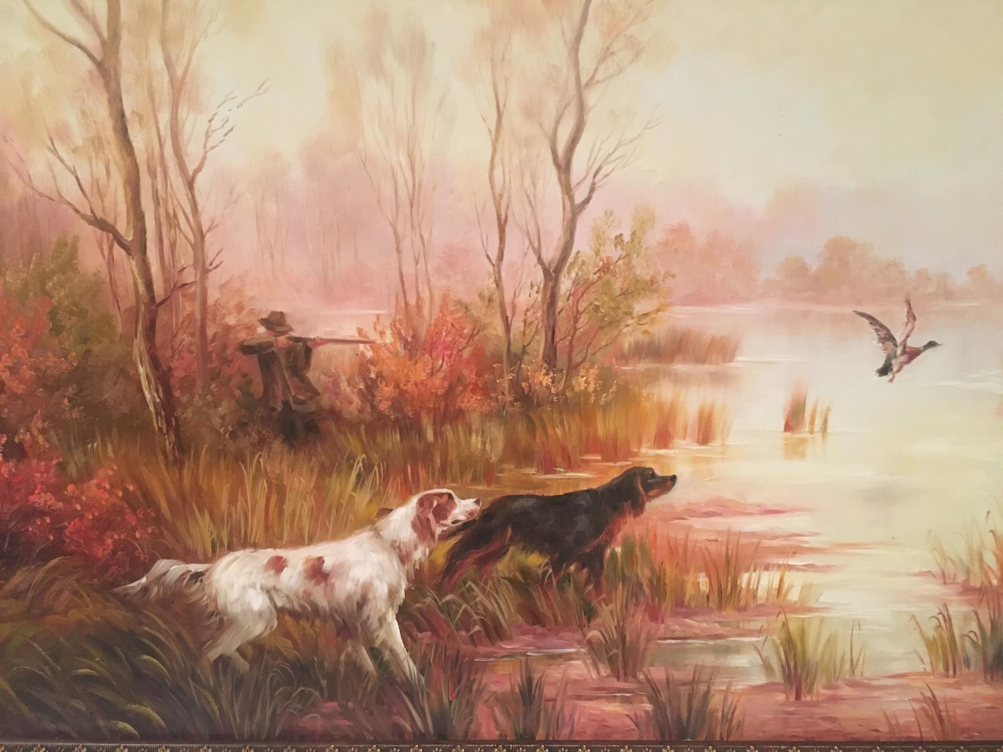 Картина Утиная охота
