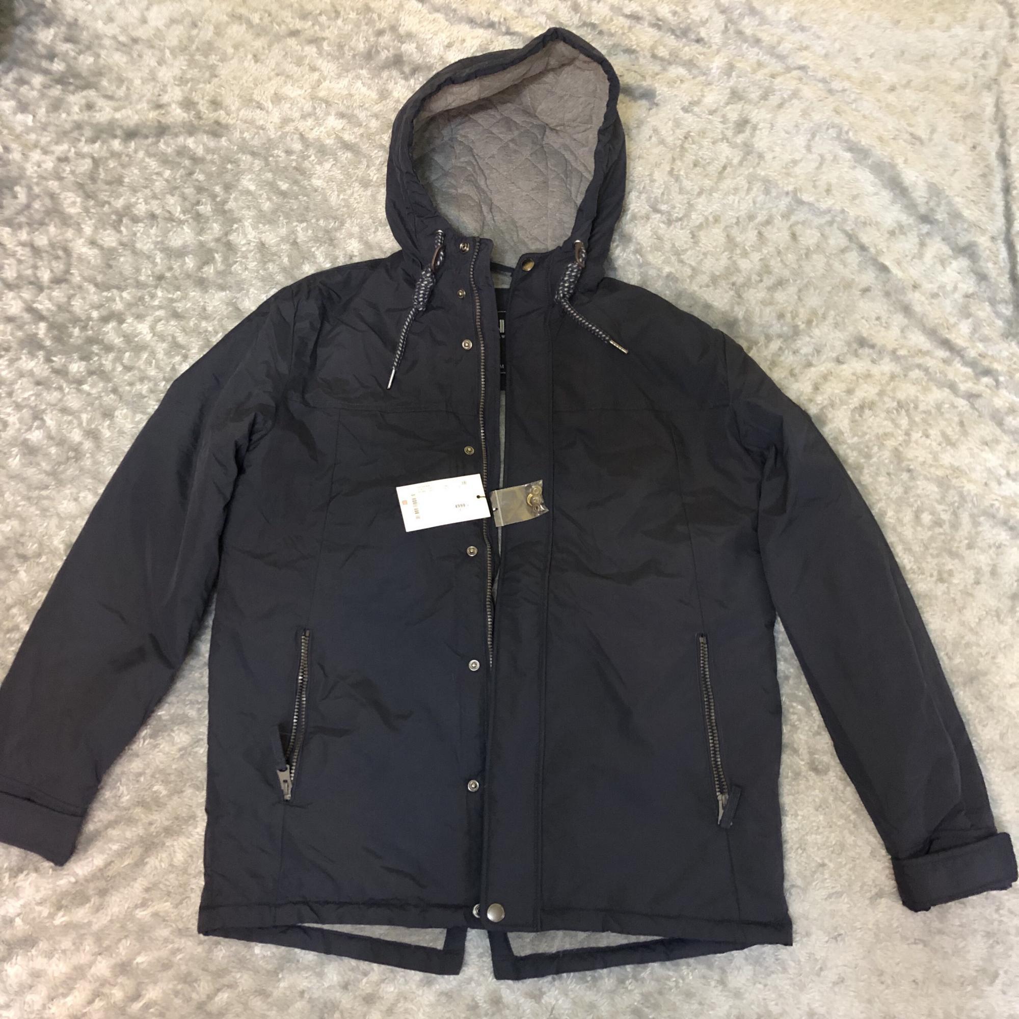 Мужская куртка Zolla, с капюшоном в Москве 89256096656 купить 2