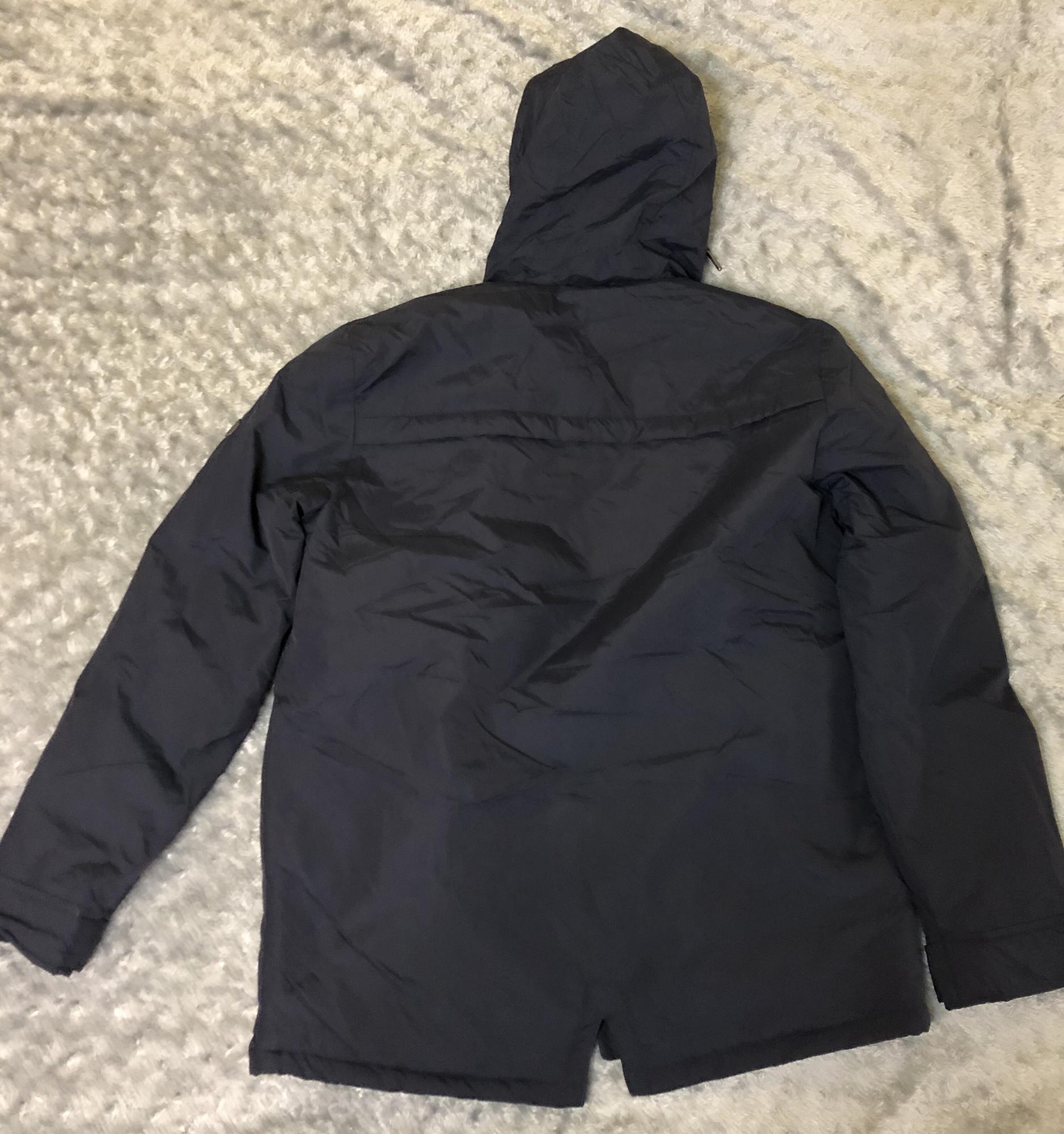 Мужская куртка Zolla, с капюшоном в Москве 89256096656 купить 7