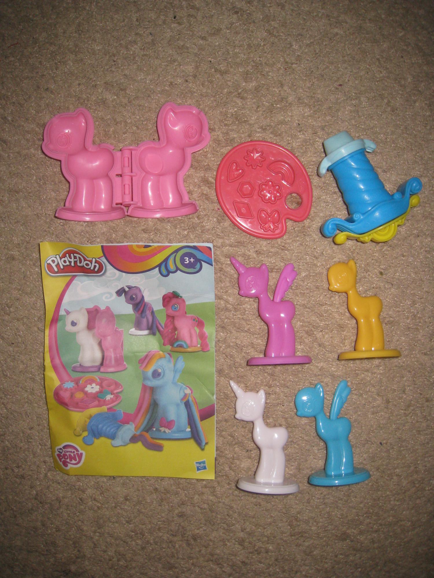 Набор Play-Doh Создай любимую пони в Москве 89161988278 купить 1