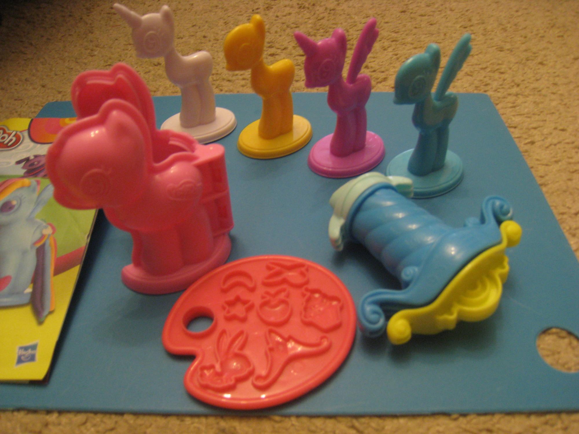 Набор Play-Doh Создай любимую пони в Москве 89161988278 купить 2
