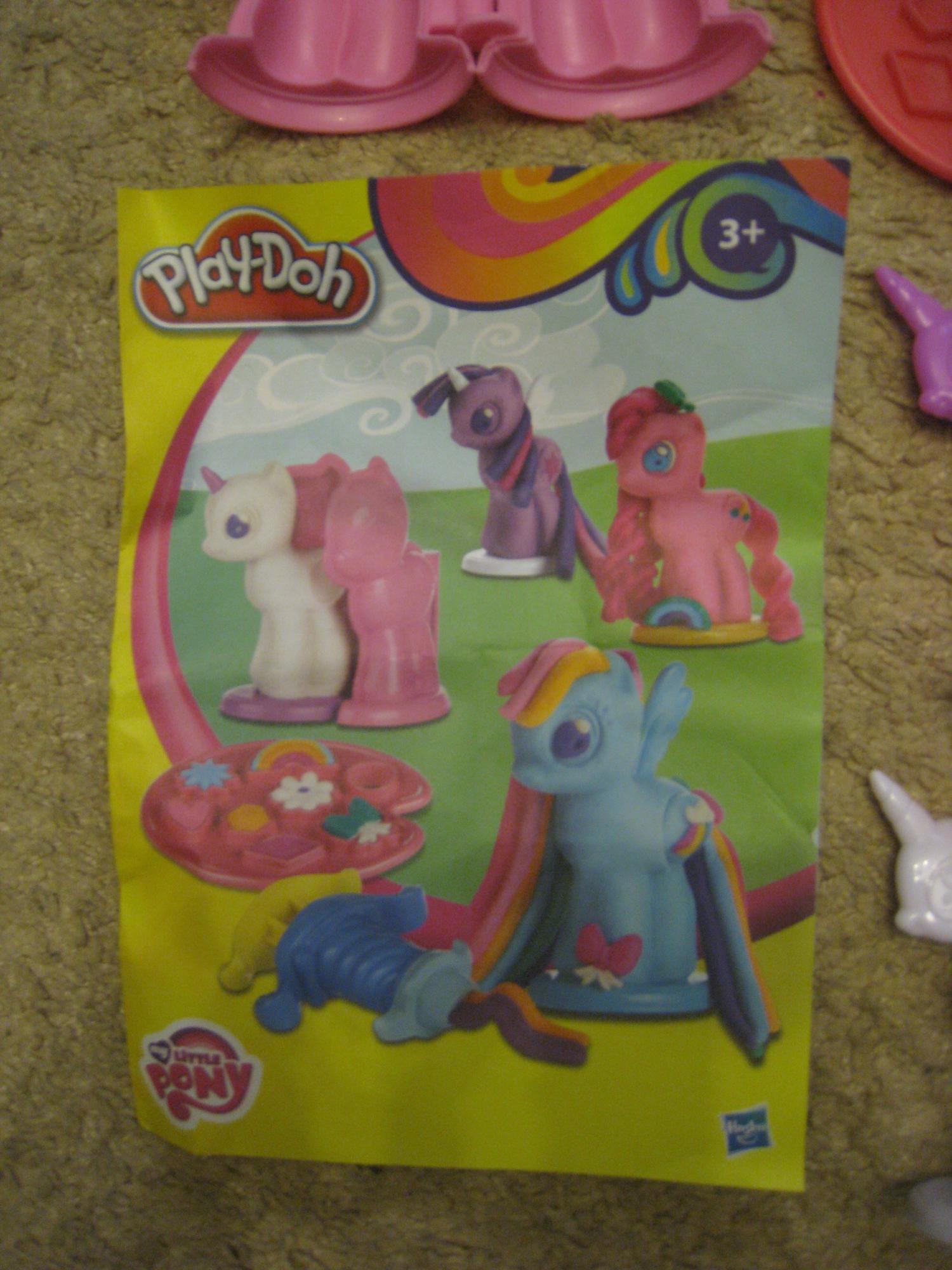 Набор Play-Doh Создай любимую пони в Москве 89161988278 купить 3