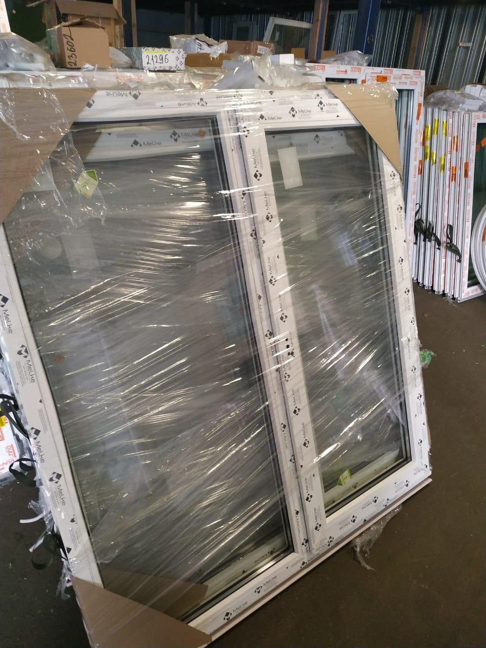 Готовые окна ПВХ Melke Smart в Москве 89253899134 купить 1