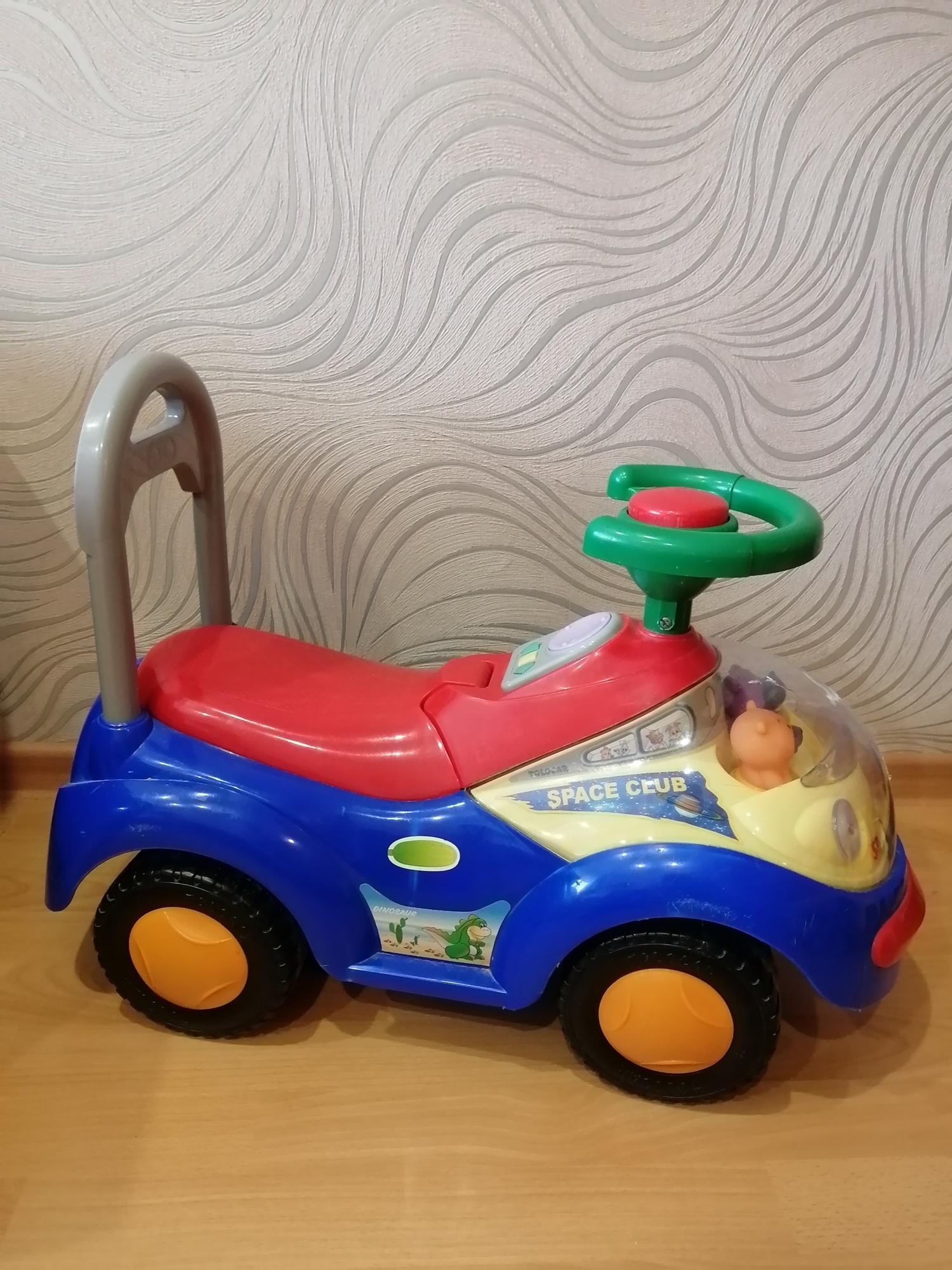 Машинка толокар 89162341524 купить 1