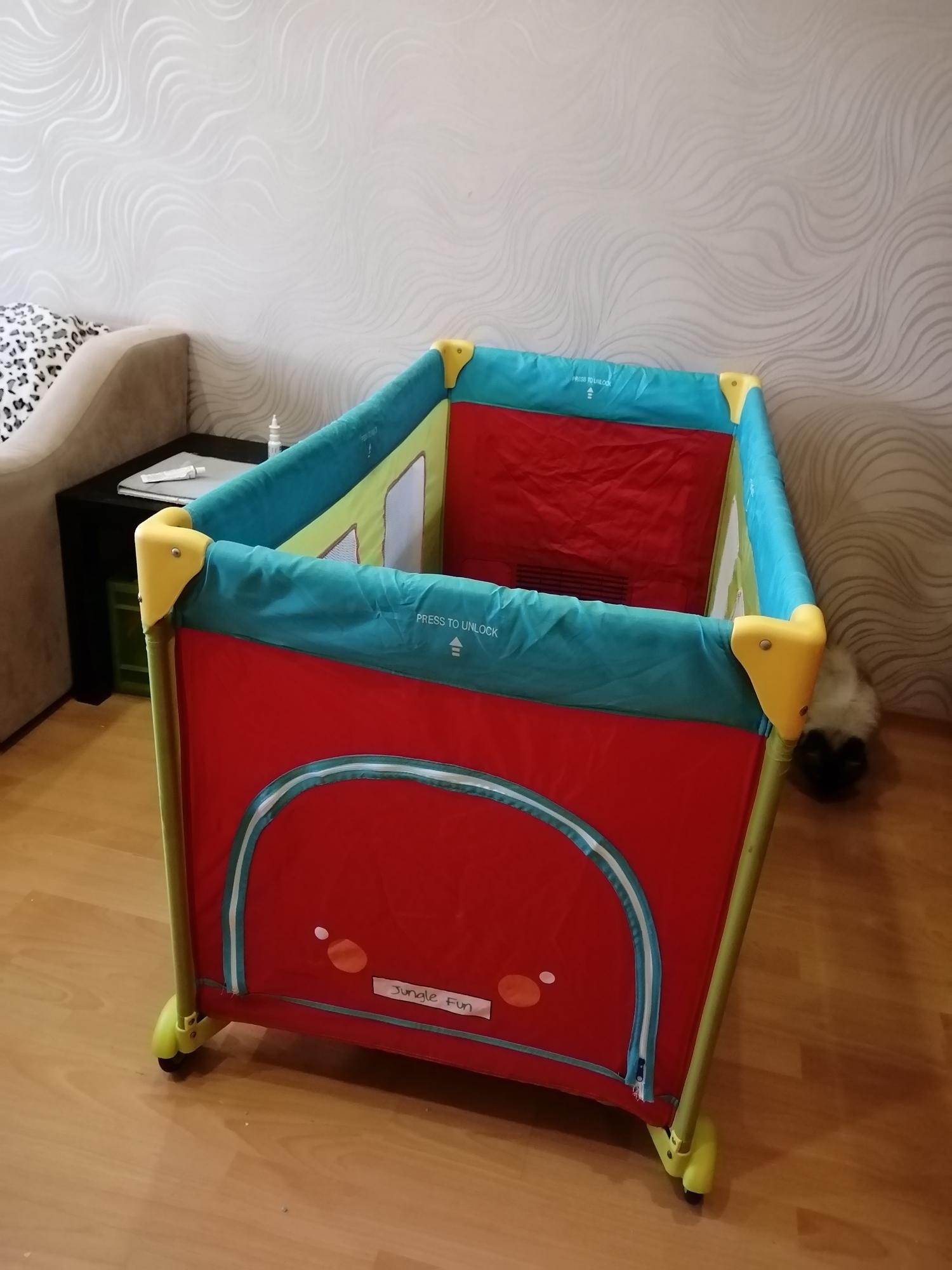 Манеж кровать hauck dream n play 89162341524 купить 2