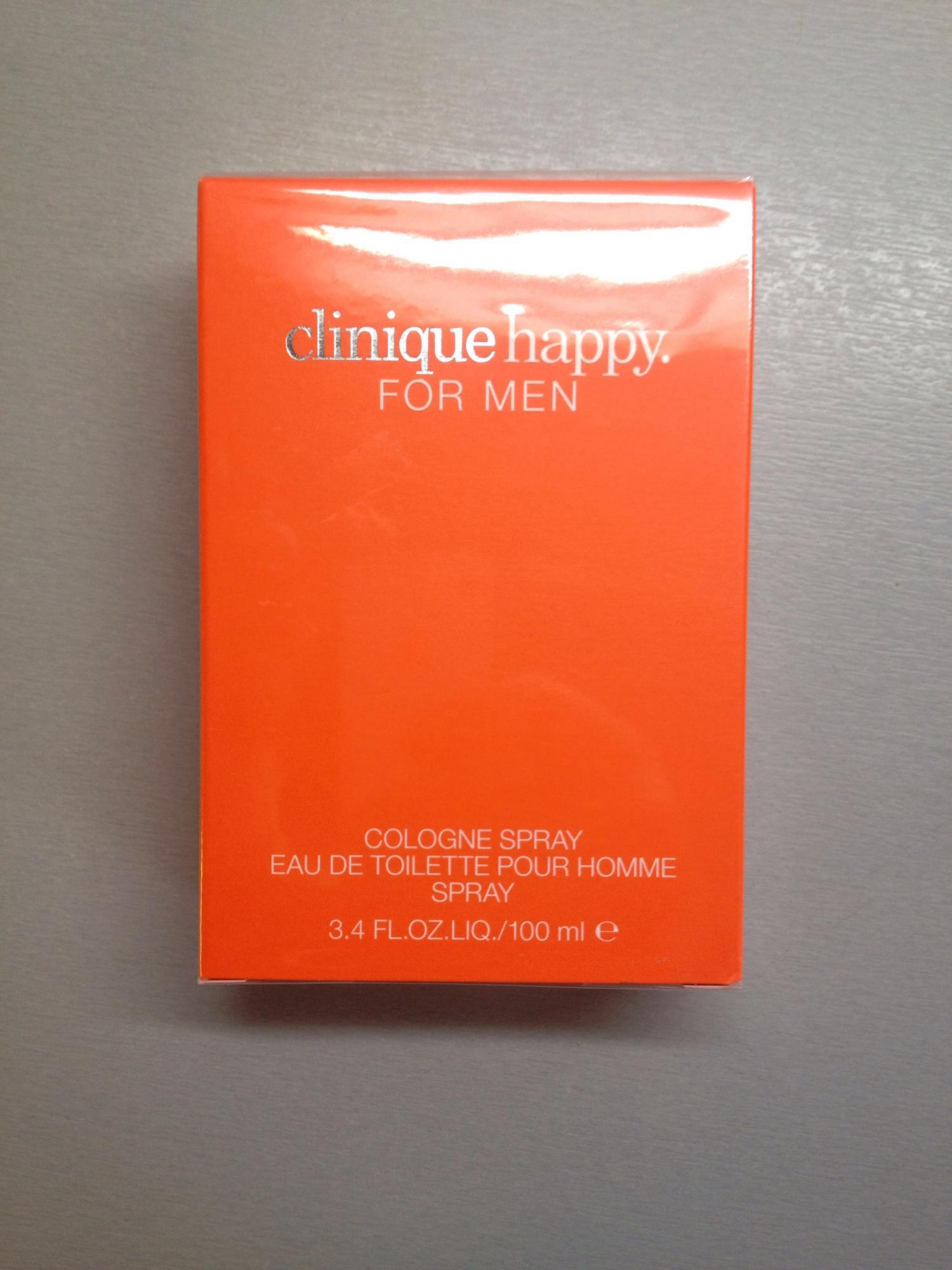 Clinigue Happy/ FOR MEN в Москве