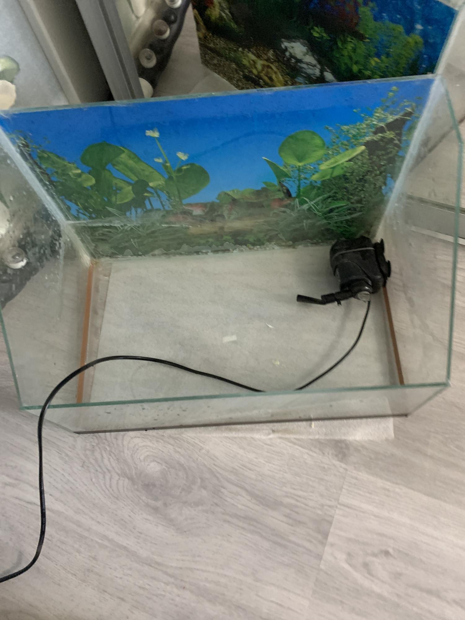 Терариум для черепах с фильтром в Москве