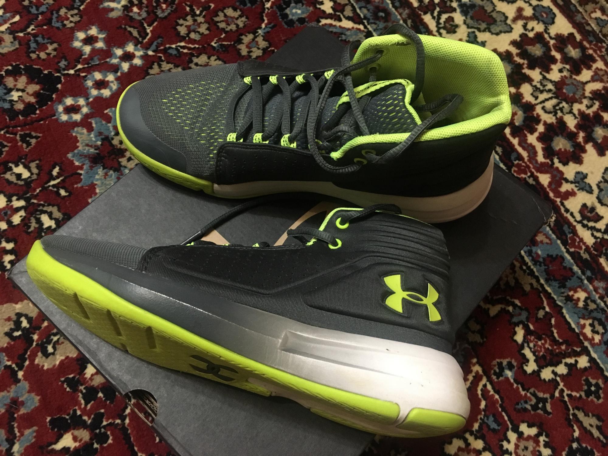 Basketball sneakers in Moskau