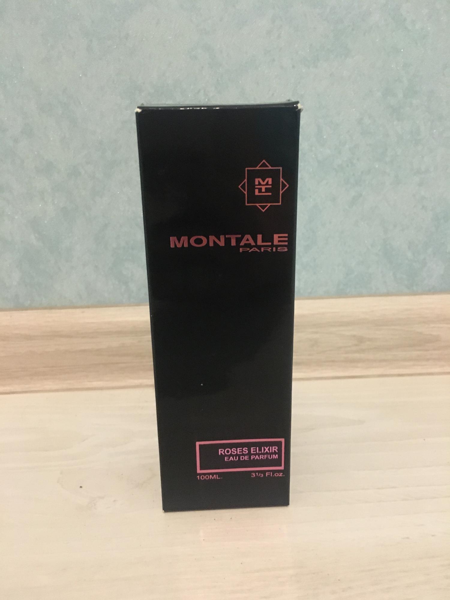Montale roses elixir 100 мл. в Москве