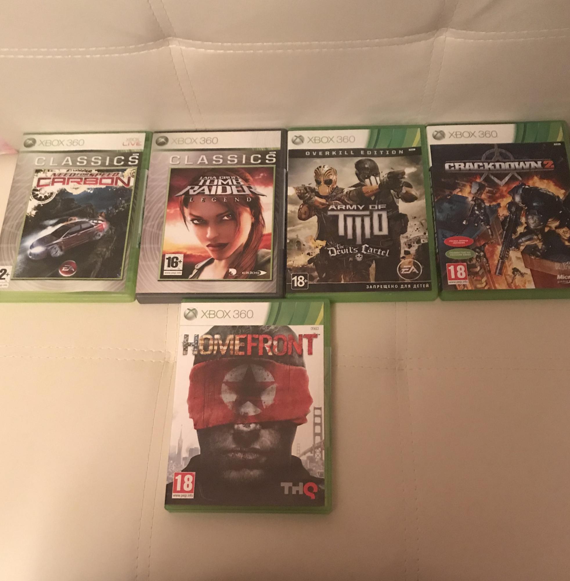 Классика игр для Xbox 360 в Москве