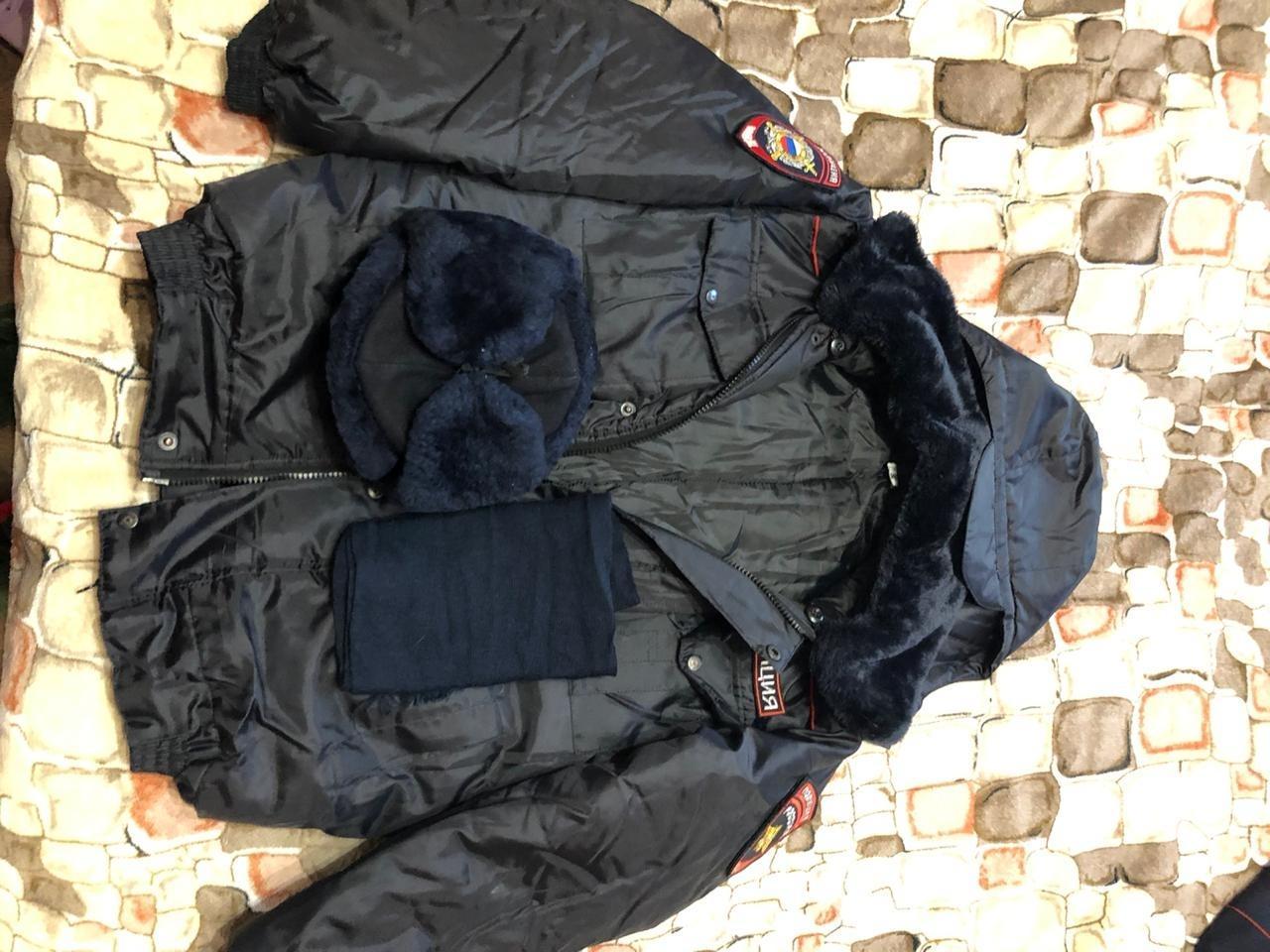 Куртка полицейская в Апрелевке 89258073788 купить 1