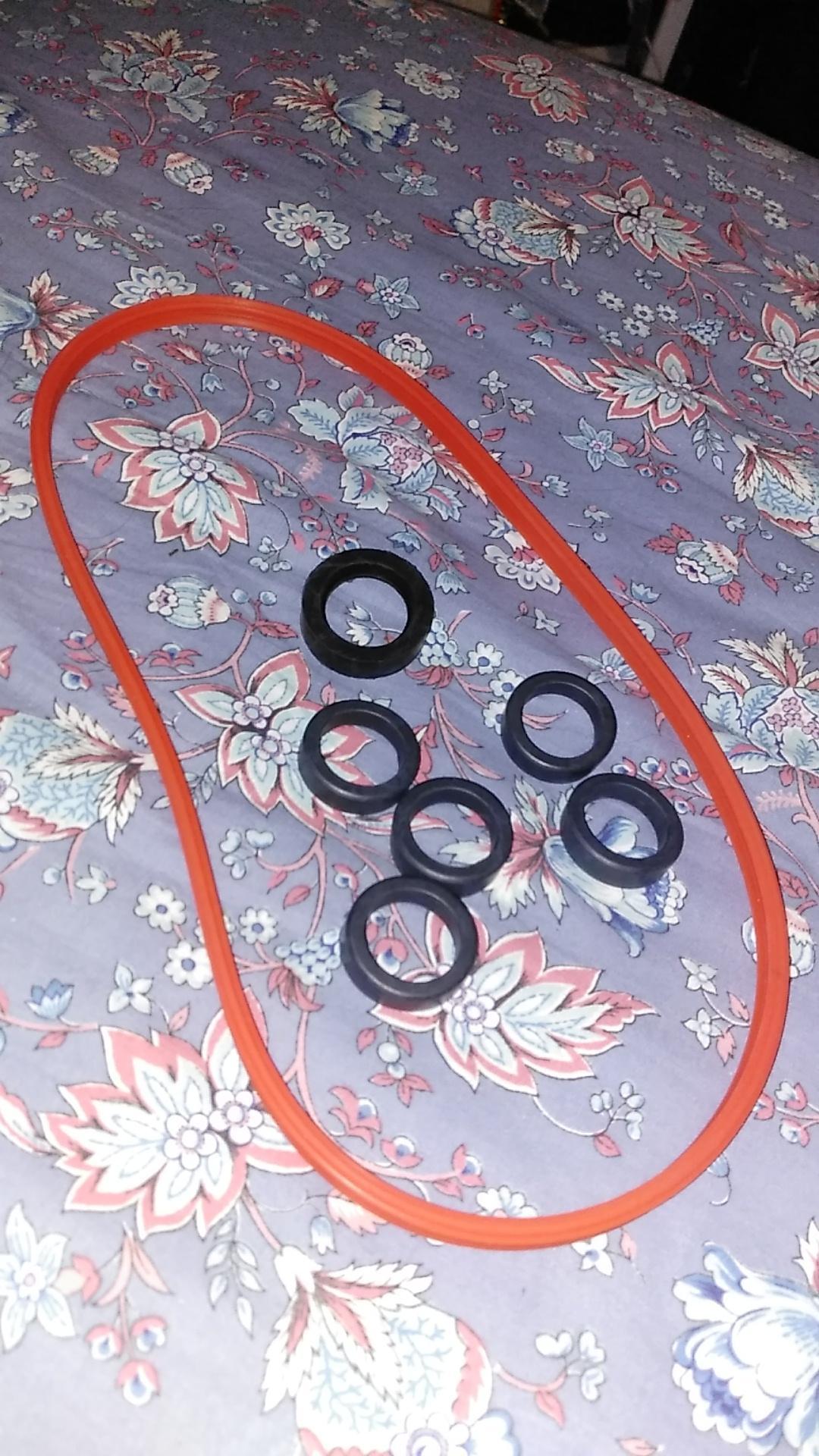Уплотнительное кольцо на Jebo 819 в Москве