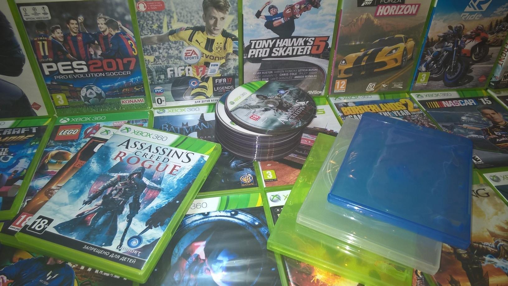 Игры для игровых приставок XBOX 360 в Москве 89295725000 купить 2