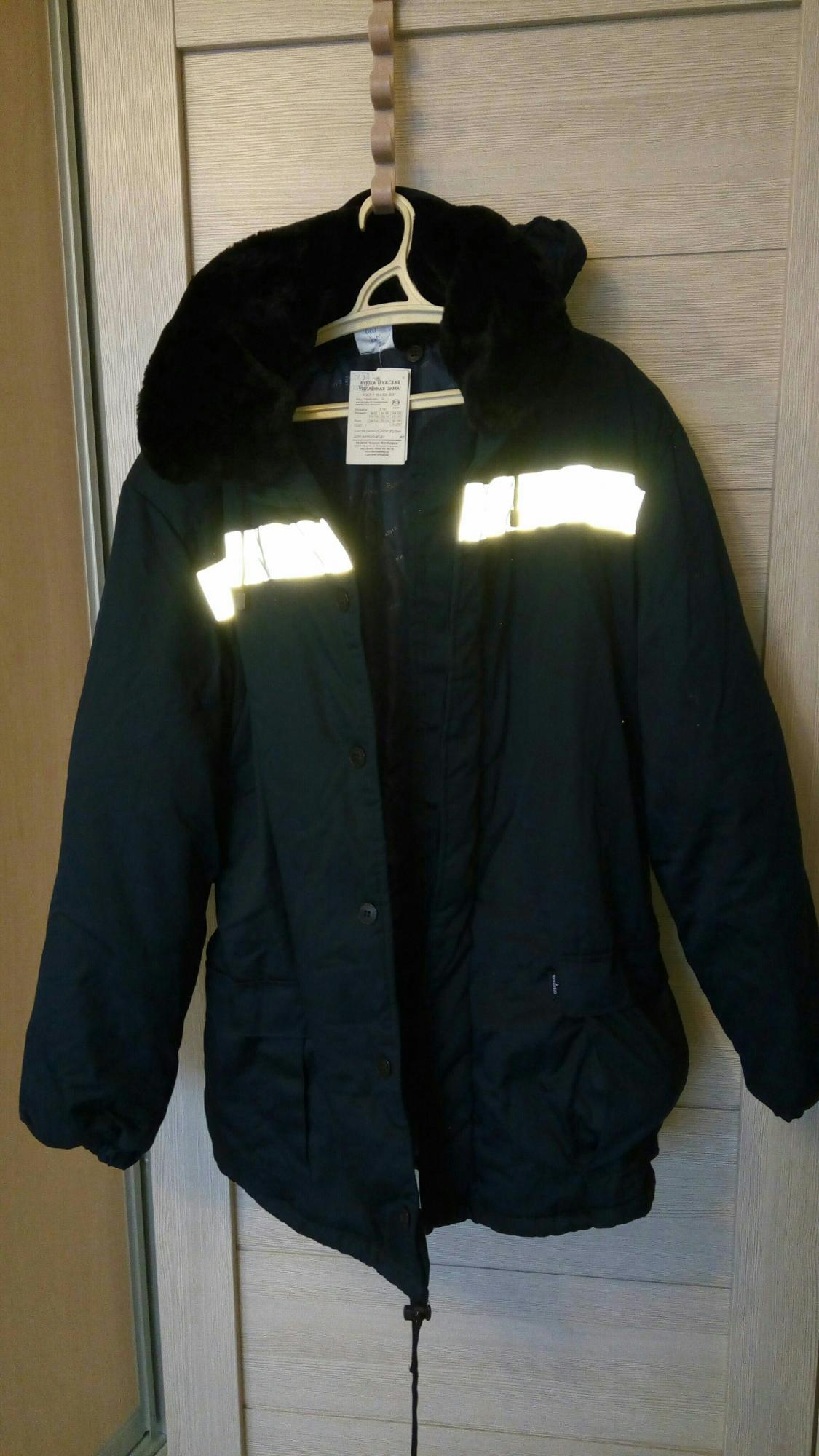 Куртка зимняя. Размер 56-58. Новая! в Зеленограде 89055246798 купить 2