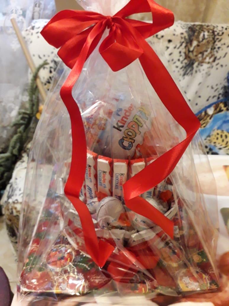 Торт из киндера в Москве купить 2