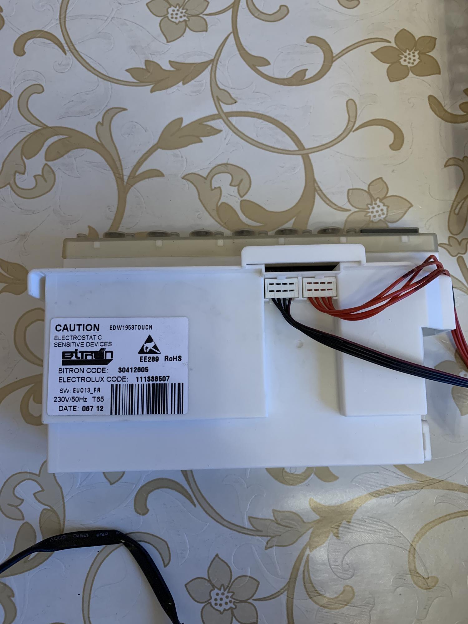 Запчасти для посудомойки Electrolux ESL48900R в Москве 89166402336 купить 3