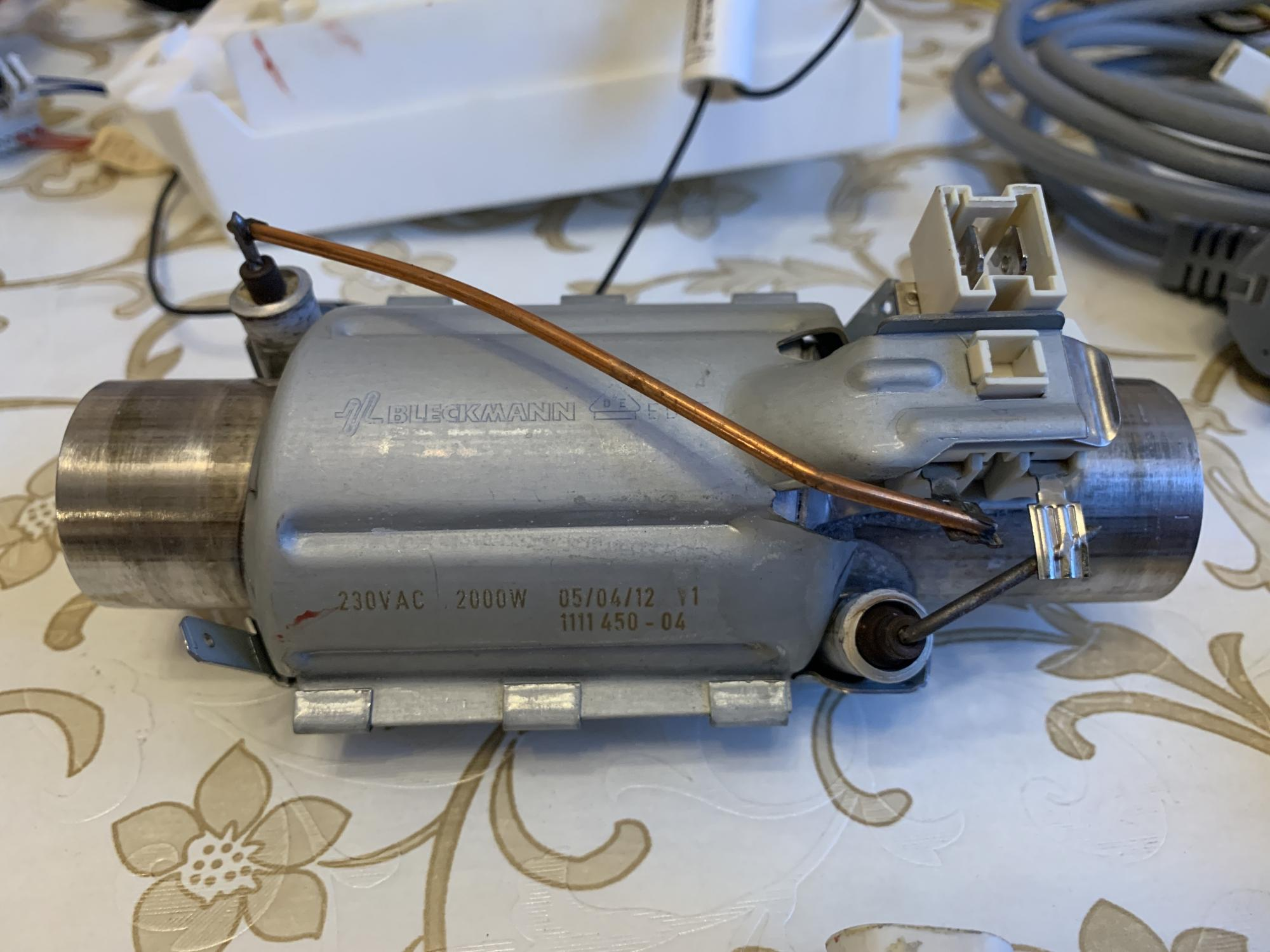 Запчасти для посудомойки Electrolux ESL48900R в Москве 89166402336 купить 4
