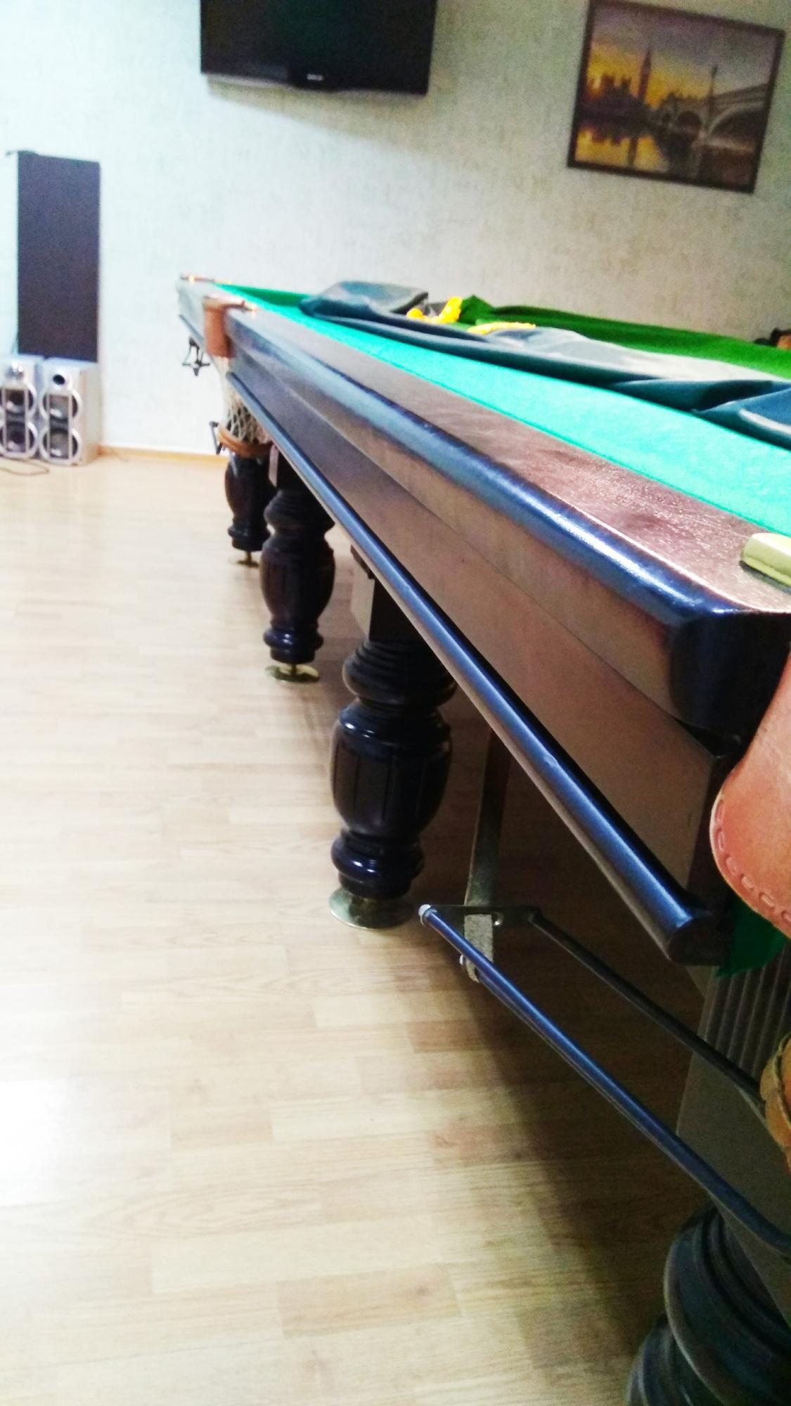 Бильярдный стол 12 футов в Москве 89895132143 купить 2
