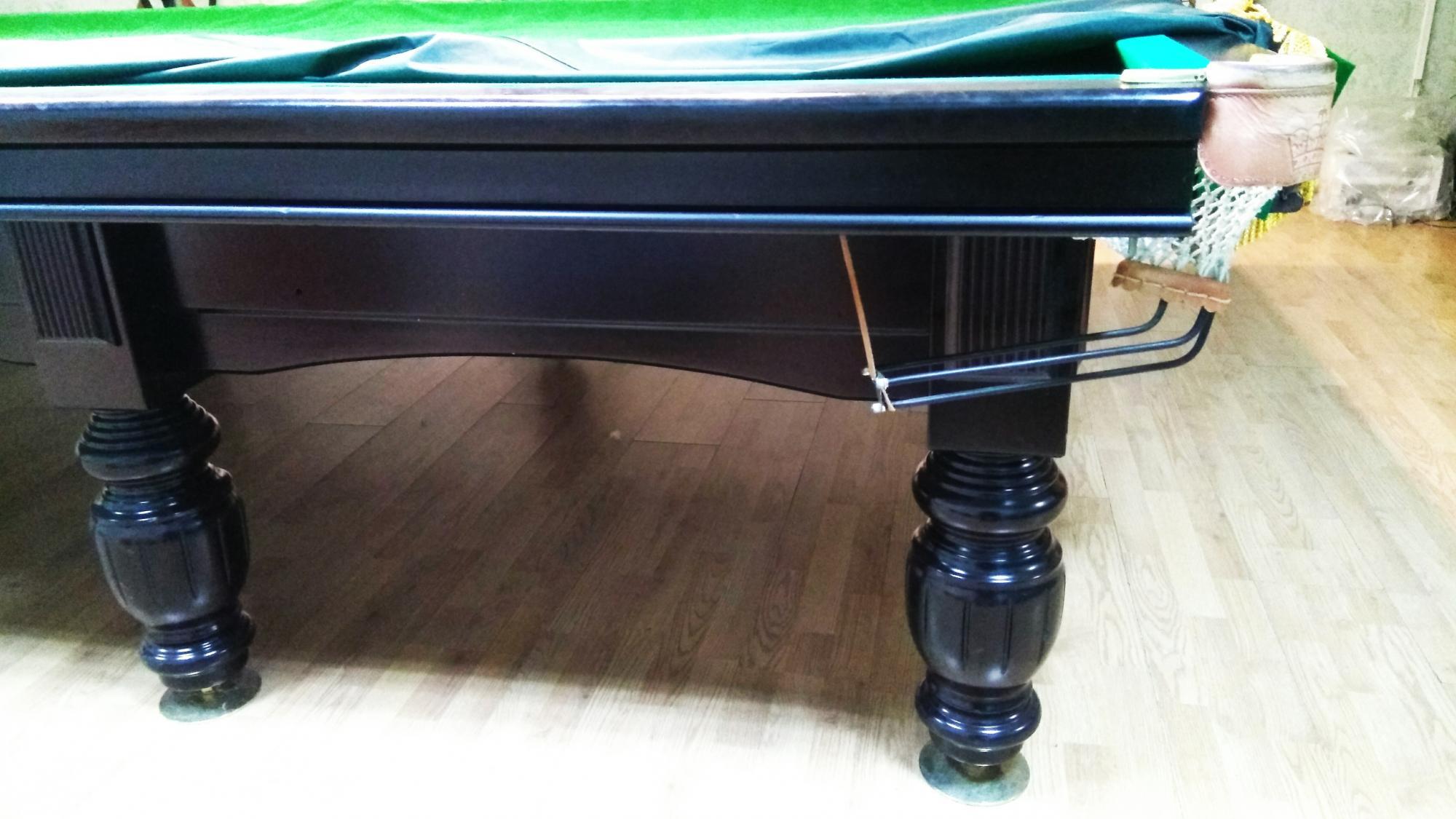 Бильярдный стол 12 футов в Москве 89895132143 купить 5