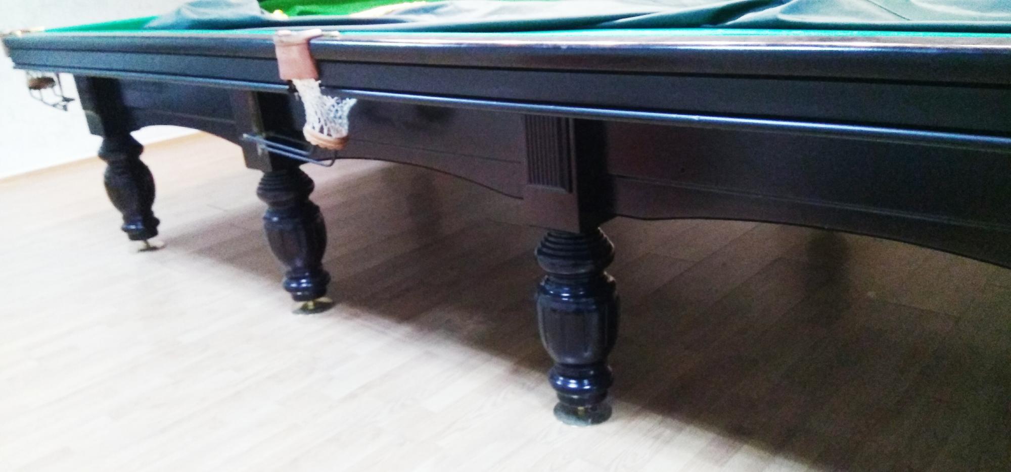 Бильярдный стол 12 футов в Москве 89895132143 купить 6