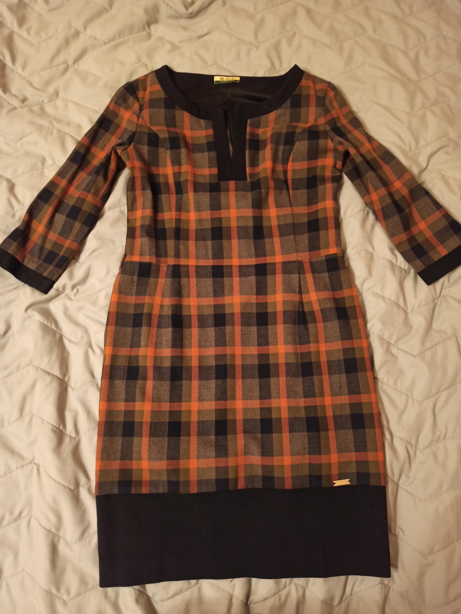 Продаю платье Blauz в Москве 89175381925 купить 1